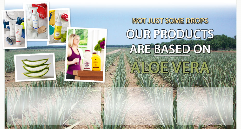Aloe Vera Based Products