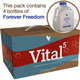 Vital5 Pak with Forever Freedom