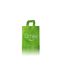 Small Green Shopping Bag