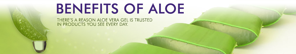 benifits of aloe