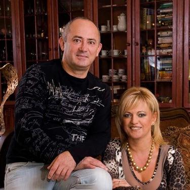 Gidófalvi Attila és Kati