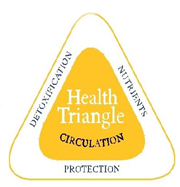 Forever Health Triangle Combo Set