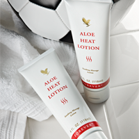 Forever Aloe Heat Lotion 64