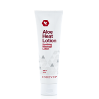 Forever Aloe Heat Lotion 64